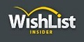 WishList Insider Coupon Codes
