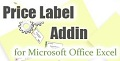 Price Label Addin Coupon Codes