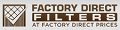 Factory Direct Filters Coupon Codes