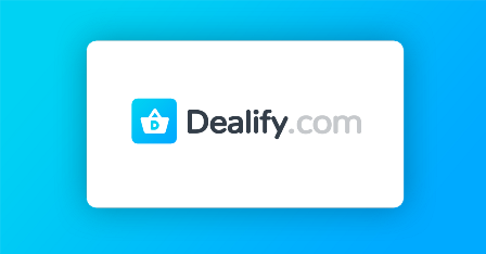 Dealify Coupon Codes