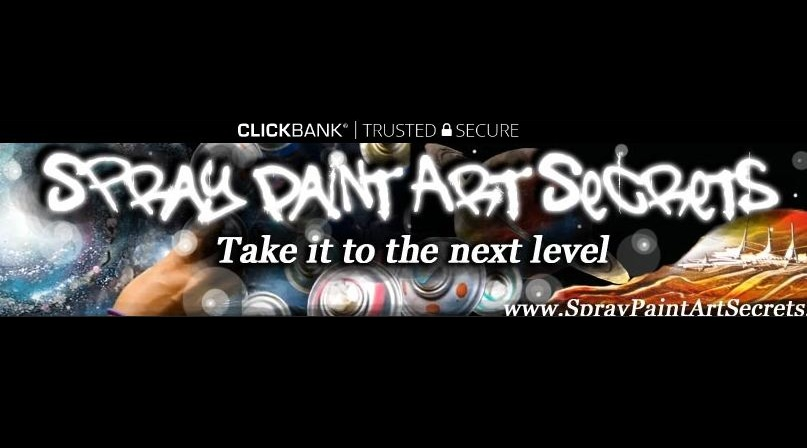 Spray Paint Art Secrets Coupon Codes