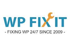 WP Fix It Coupon Codes