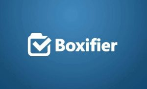 Boxifier Coupon Codes