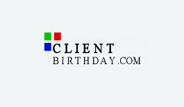 Client Birthday Coupon Codes