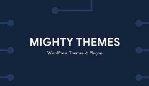 Mighty Themes Coupon Codes
